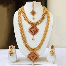 bridal jewellery for whole rel and al