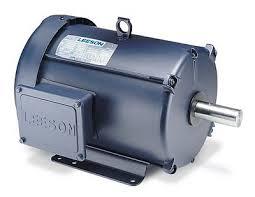 ajax 7 5 hp 1 phase 230 volt air compressor electric motor leeson electric motor 140120 00 7 5 hp 1740 rpm 1 ph 230 volt 215t frame