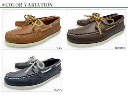 sperry a o authentic original mens mocassin leather deck shoes スペリー トップサイダー