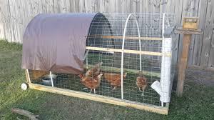 Chicken Coop On Wheels Designs Chicken Tractor Design My Backyard Chickens
