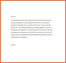 Thank You Note Examples 15 Thank You Note Example Schedule Template