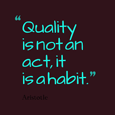 Aristotle Quote About Quality