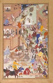 akbar the great emperor of magazine islamic arts magazine image