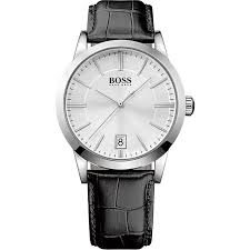 1513130 black watch 42mm 24 hugo boss 1513130 men s watch black