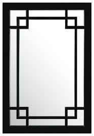 Small Picture Elmwood Window Style Mirror Asian Wall Mirrors by China