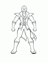 Small Picture Robot Power Ranger Coloring Page For Boys For Dylan Pinterest