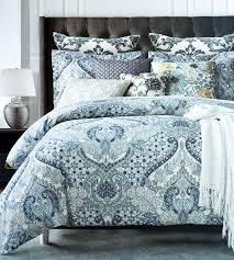 Blue Pattern Duvet Cover Custom Decorating Ideas