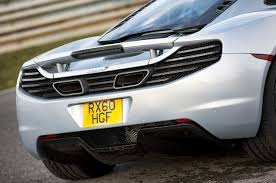 McLaren MP4-12C Official Performance Data & Review Thread! - Page ...