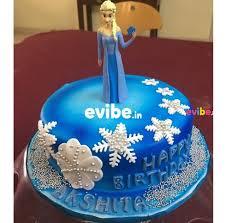 Order Frozen Theme Cake Online Birthday Cake In Bangalore Free