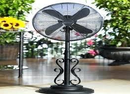 outdoor floor fan standing art breeze singapore