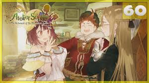 atelier sophie ~the alchemist of the mysterious book story go atelier sophie ~the alchemist of the mysterious book 12300story12301 go meet luard