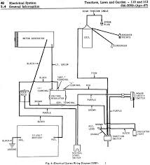 wiring diagram for john deere the wiring diagram jd110 no spark mytractorforum the friendliest tractor wiring diagram