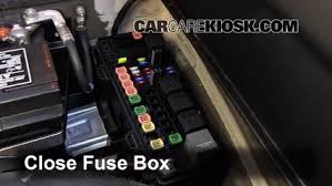 interior fuse box location chrysler chrysler interior fuse box location 2011 2016 chrysler 300 2012 chrysler 300 limited 3 6l v6