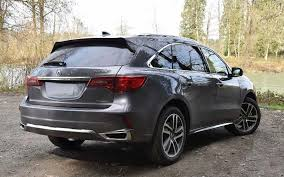 2018 acura lineup. modren 2018 acura mdx 2018 review specs rumors and updates rear picture inside acura lineup