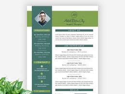 Modern Resume Templates Download Modern Resume Template Free Download Resumekraft