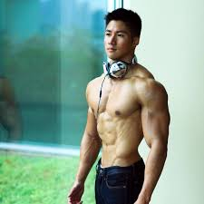 Asian gallery gay man style