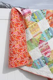 Finished Scrappy Rainbow Quilt - Diary of a Quilter - a quilt blog & Finished Scrappy Rainbow Quilt Adamdwight.com