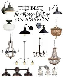 chic lighting fixtures. The Best Farmhouse Lighting On Amazon Chic Fixtures G