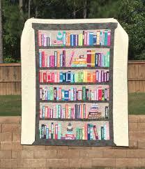 Bookshelf Quilt Pattern Interesting Inspiration