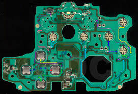xb1 controller pcb scans traces and info 1537 1537 button power board bottom