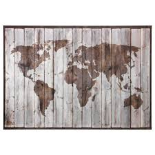 premi r picture ikea eth s room pinterest diy apartment driftwood world map canvas on map wall art ikea with driftwood world map canvas inspiration feerick