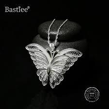 <b>Bastiee</b> Personalized Jewelry <b>999 Sterling</b> Silver Pendant Necklace ...