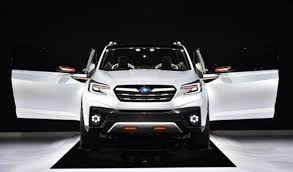 2018 subaru forester redesign. Simple Subaru 2018 Subaru Forester Front Design Images For Redesign E