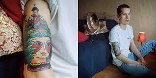 мастера московской тату конвенции исправляют неудачные татуировки