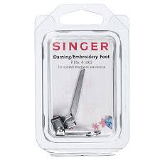 Buy Singer 4-1002 Darning / Embroidery Foot | John Lewis & Buy Singer 4-1002 Darning / Embroidery Foot Online at johnlewis.com ... Adamdwight.com