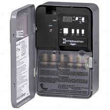 timers can i use with my lights Intermatic Photocell Wiring Diagram 240 Volt