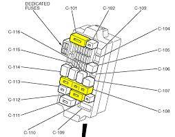 97 Deville Level Sensor Wire Diagram
