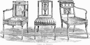 chair design drawing. Design-dictionary-Chairs_by_Sheraton Chair Design Drawing