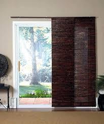 sliding door blinds home depot sliding glass