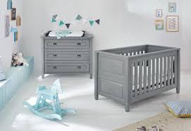 Cloud 2 Piece Nursery Furniture Set in Grey