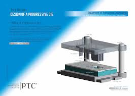 Stamping Press Design Tool Design Design Analysis Of Press Tools On Behance