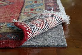 rug pad usa 1 4 thick felt and rubber 3 x5