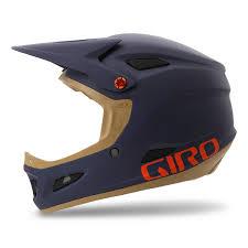 Giro Cipher Full Face Mtb Helmet Matt Navy Blue 161 99