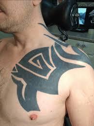 Staré Tetování Zakryl Muž Novým S Motivy Druhé Světové Války 8
