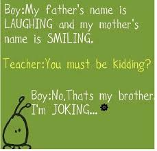 Joke Quotes Mesmerizing The Joke Family