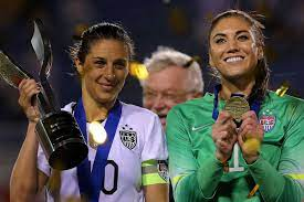 Solo: USWNT star Lloyd could go to the ...