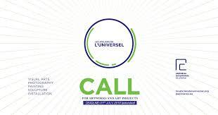 call 2019 les ateliers de l universel international call visual arts