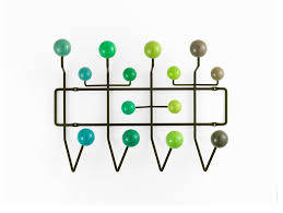 Hang It All Coat Rack Eames Hang It All Coat Rack by Vitra Really Well Made 77
