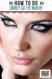 smokey cat eye smokey cat eye makeup smokey cat eye tutorial smokey cat