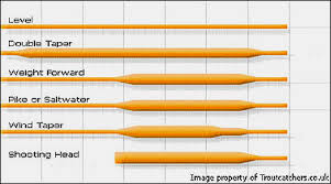 Fly Rod Line Weight Chart Fly Line Care Information