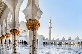 sheikh zayed grand mosque full hd wallpaper and background