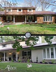 Paint Brick, Painted Brick Homes, Painted White Brick House, Painted Brick  Ranch,