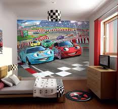 car wallpaper murals boys bedroom