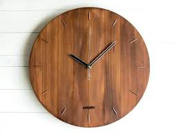 large office wall clocks. paladim wooden wall clocks office large industrial big oval