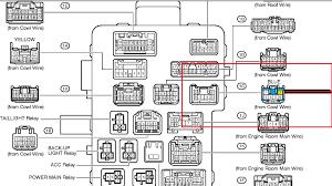 toyota corolla fuse box toyota corolla 2012 2016 fuse box 2003 Toyota Corolla Fuse Box Diagram at 2012 Corolla Main Fuse Box