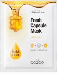 <b>THE OOZOO</b> Fresh Capsule Mask Royal Jelly | Ulta Beauty